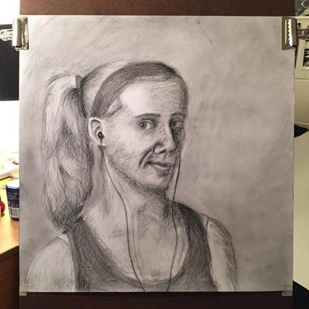 FP EE Spotlight Nicole Andre Self Portrait