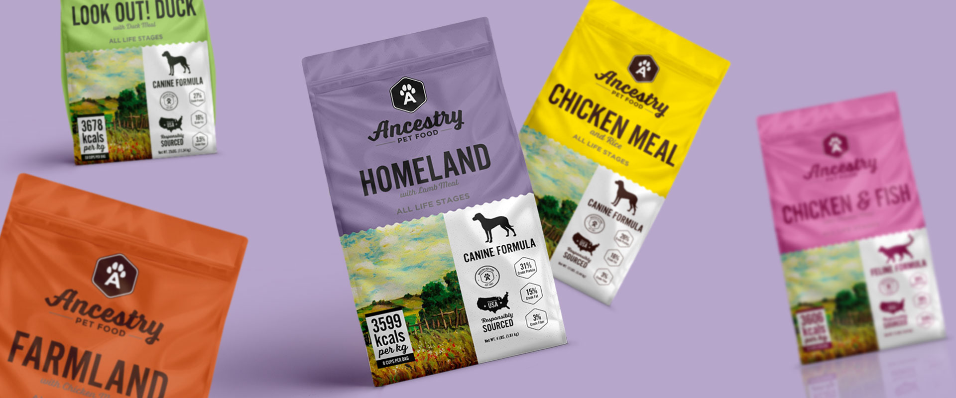 Flexible Pack_Pet Food_Packaging_Pouches_Examples_Ancestry