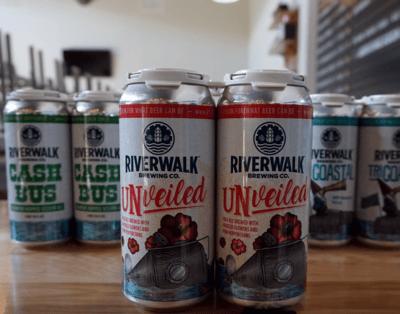 Flexible Pack_RiverWalk Brewing Company Labels