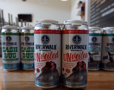Flexible Pack_RiverWalk Brewing Company Labels